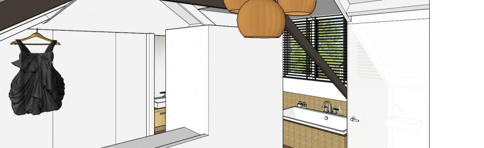 004b Verbouwing Zolder 06 Badkamer Zolder 3 2
