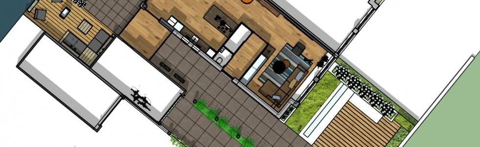 003 Purmerend Woning 2 Onder 1 Kap 10 Plattegrond Iso Nieuw